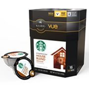 Keurig Vue Pack Starbucks House Blend Coffee - 16-pk.
