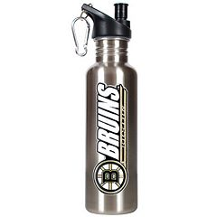 Boston Bruins Stainless Steel Water Bottle