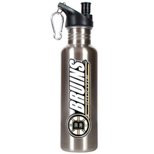 Boston Bruins Stainless Steel Water Bottle