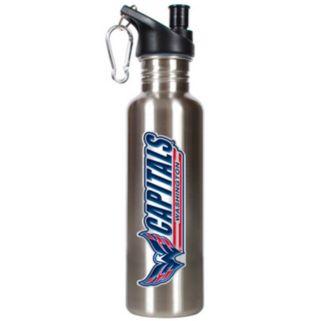 Washington Capitals Stainless Steel Water Bottle