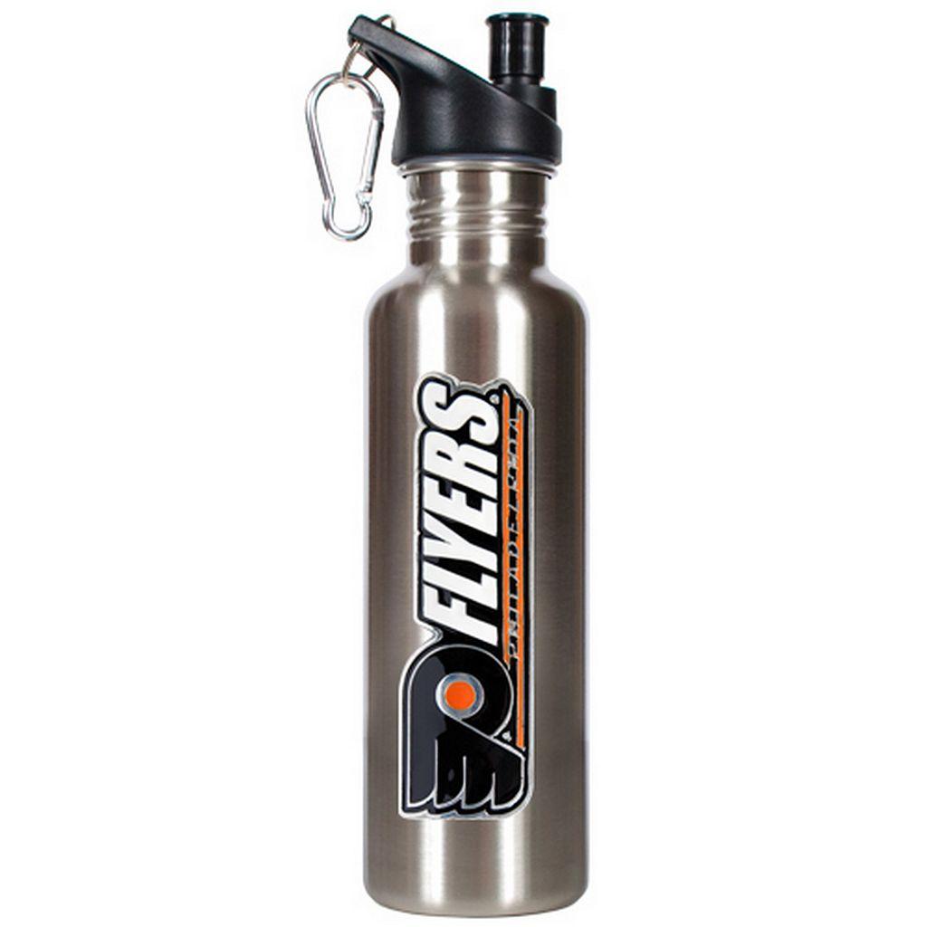 Philadelphia Flyers Stainless Steel Water Bottle