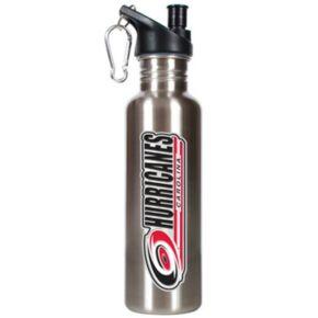 Carolina Hurricanes Stainless Steel Water Bottle