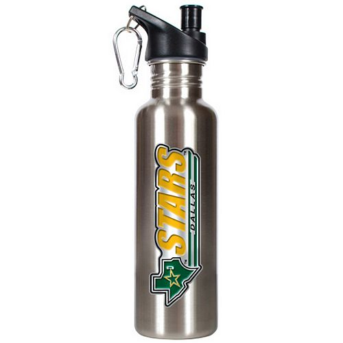 Dallas Stars Stainless Steel Water Bottle