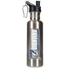 Tampa Bay Lightning Stainless Steel Water Bottle
