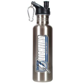 Tampa Bay Lightning Stainless Steel Water Bottle