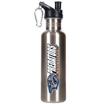 Nashville Predators Stainless Steel Water Bottle