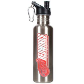 Detroit Red Wings Stainless Steel Water Bottle