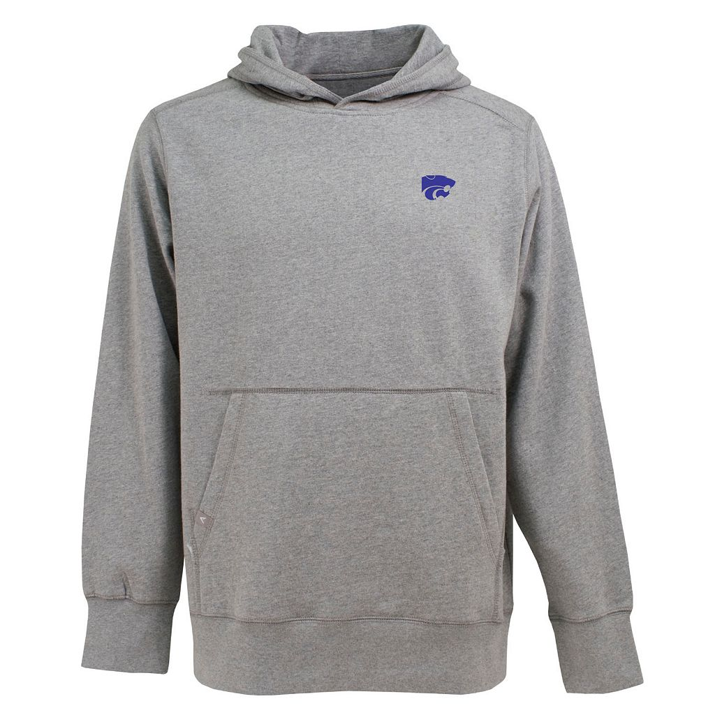 Men's Kansas State Wildcats Signature Fleece Hoodie