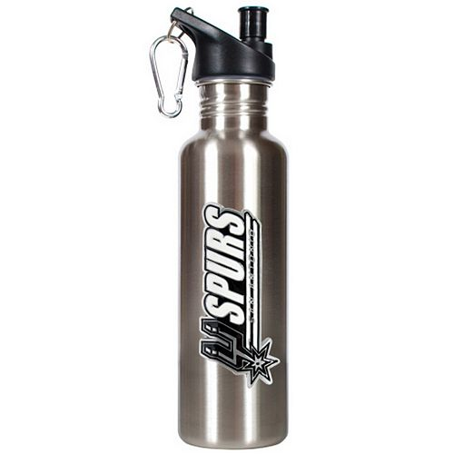 San Antonio Spurs Stainless Steel Water Bottle