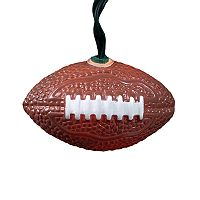 Kurt Adler Football String Light Set