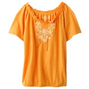 Mudd Peasant Top - Girls 7-16