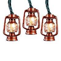 Kurt Adler Lantern String Light Set