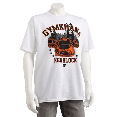 DC Shoe Co Ken Block Trolley Tee - Men