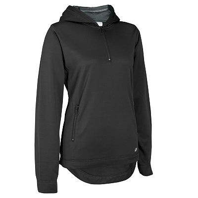 Russell Athletic Technical Performance Fleece 1/4-Zip Hoodie