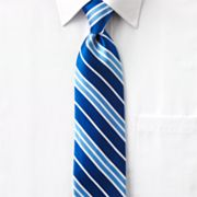 Croft and Barrow Tight Striped Tie