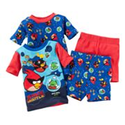Angry Birds Space Battle Pajama Set - Toddler