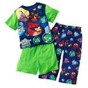 Angry Birds Space Pajama Set - Toddler