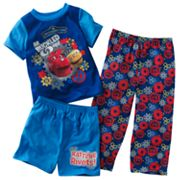 Chuggington All Buckled Up Pajama Set - Toddler