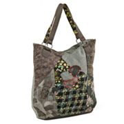 Nikky by Nicole Lee Aberdine Patchwork Tote