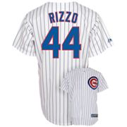 Majestic Chicago Cubs Anthony Rizzo Jersey - Men
