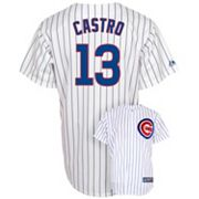 Majestic Chicago Cubs Starlin Castro Jersey - Men