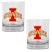 Iowa State Cyclones 2-pc. Rocks Glass Set