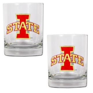 Iowa State Cyclones 2-pc. Rocks Glass Set