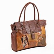 Nikky by Nicole Lee Casie Fly Free Flap Tote