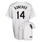 Majestic Chicago White Sox Paul Konerko Jersey - Men