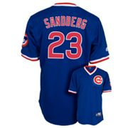 Majestic Chicago Cubs Ryne Sandberg Cooperstown Collection Jersey - Men