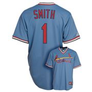 Majestic St. Louis Cardinals Ozzie Smith Cooperstown Collection Jersey - Men