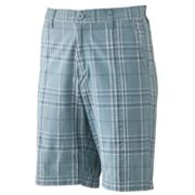 Apt. 9 Plaid Seersucker Shorts