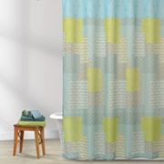 Home Classics Patchwork Shower Curtain