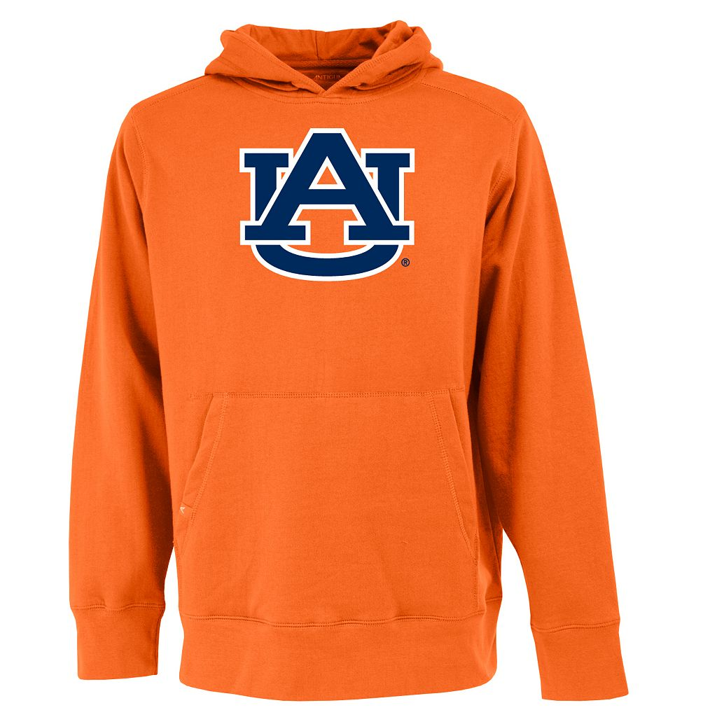 Men's Auburn Tigers Signature Pullover Fleece Hoodie