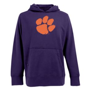 Men's Clemson Tigers Signature Pullover Fleece Hoodie