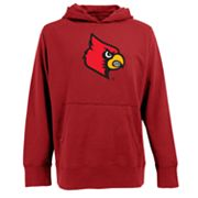 Louisville Cardinals Signature Fleece Hoodie - Men