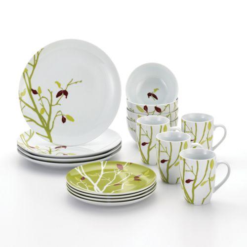 Rachael Ray Seasons Changing 16-pc. Dinnerware Set