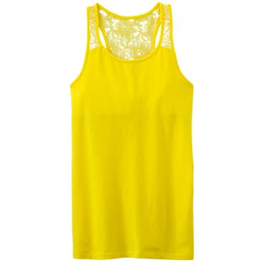 SO Lace Racerback Tank - Girls 7-16