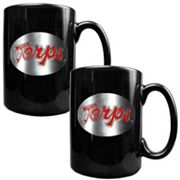 Maryland Terrapins 2-pc. Ceramic Mug Set