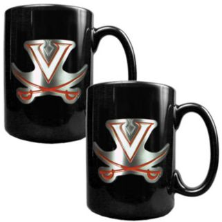 Virginia Cavaliers 2-pc. Ceramic Mug Set