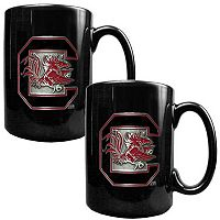 South Carolina Gamecocks 2-pc. Ceramic Mug Set