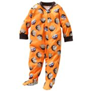 Jumping Beans Monkey Footed Pajamas - Baby