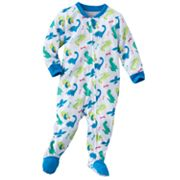 Jumping Beans Dinosaur Footed Pajamas - Baby