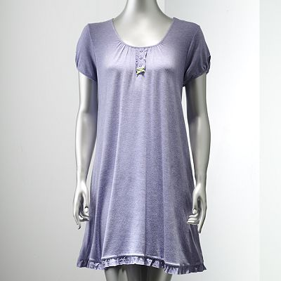 Simply Vera Vera Wang Picking Petals Sleep Shirt