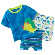 Jumping Beans Dinosaur Pajama Set - Toddler