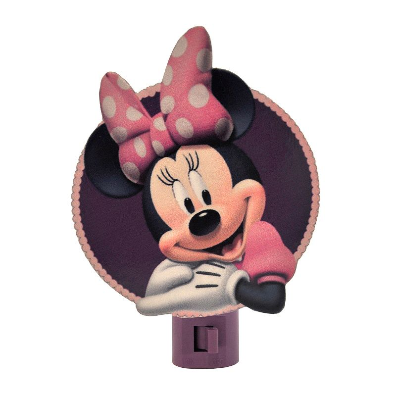 Disney Mickey Mouse and Friends Minnie Mouse Night-Light