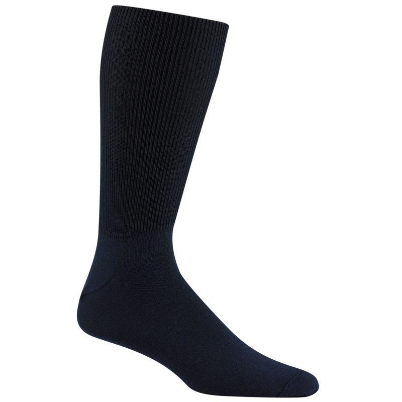 Wigwam Diabetic Mid-Calf Socks (Blue)