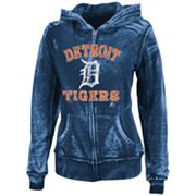 Majestic Detroit Tigers Push The Limits Fleece Hoodie - Women
