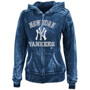 Majestic New York Yankees Push The Limits Fleece Hoodie - Women
