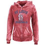 Majestic St. Louis Cardinals Push The Limits Fleece Hoodie - Women
